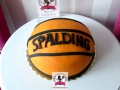 tort-marzenie-3d-piłka-koszykówka-spalding