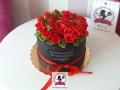 tort-marzenie-3d-roze