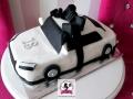 tort-marzenie-3d-white-car