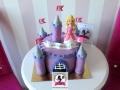 tort-marzenie-zamek-ksiezniczka