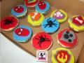 tort-marzenie-muffinki-spiderman-psi-patrol