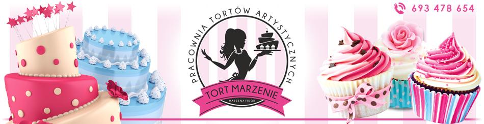 TORT MARZENIE - Pracownia Tortów Artystycznych